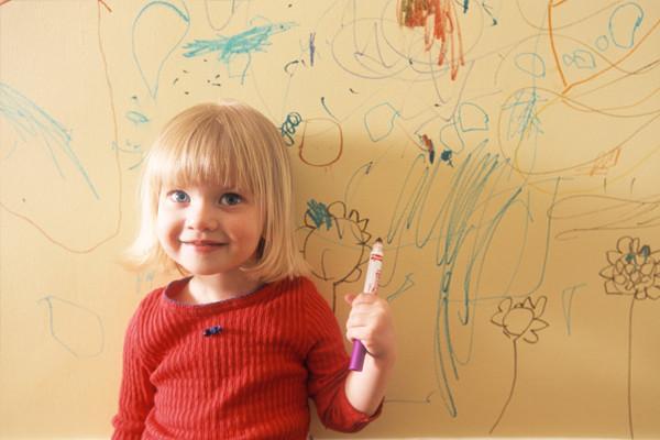 EL garabato una vía de expresión y un reflejo del desarrollo de nuestros niños