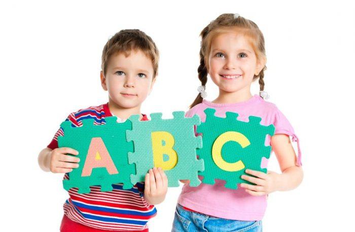 Juegos para enseñar a los niños las letras y a escribir desde pequeños