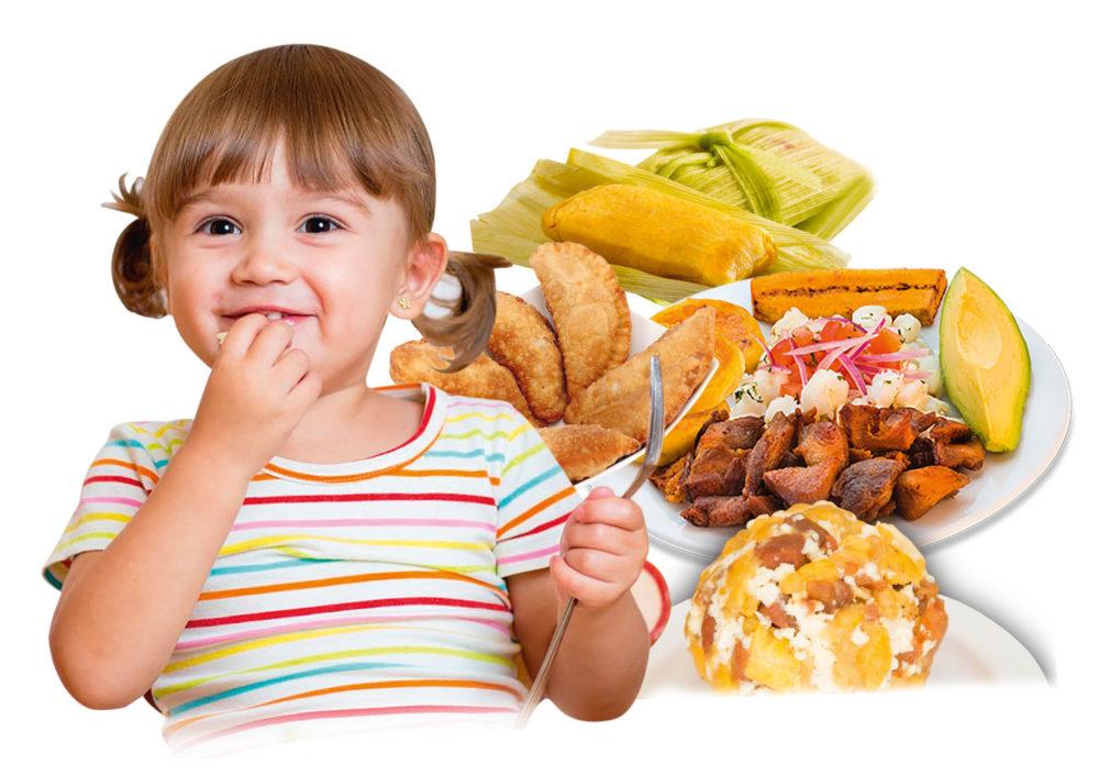 Qué hacer y que no hacer cuando mi hijo pequeño no quiere comer