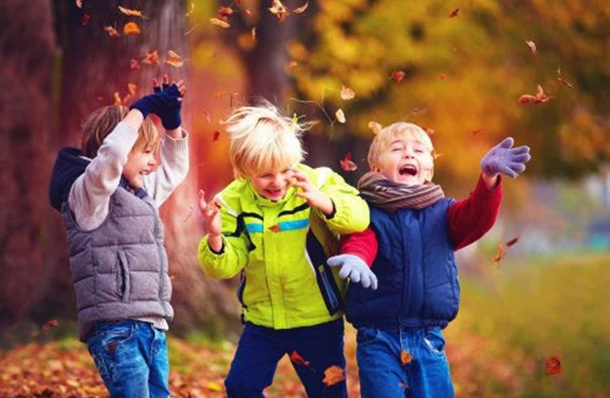 Receta de Plastilina de otoño para niños con Aceites Esenciales dōTERRA®