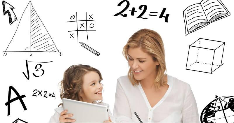 Como enseñar matemáticas a los niños con juegos