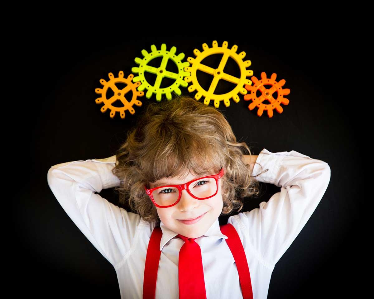 Aprende las etapas del desarrollo del cerebro infantil