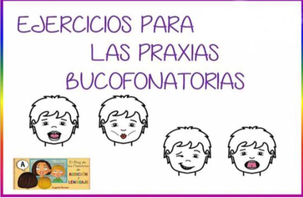 Enseña a tu niño a hablar y pronunciar correctamente con ejercicios de praxias