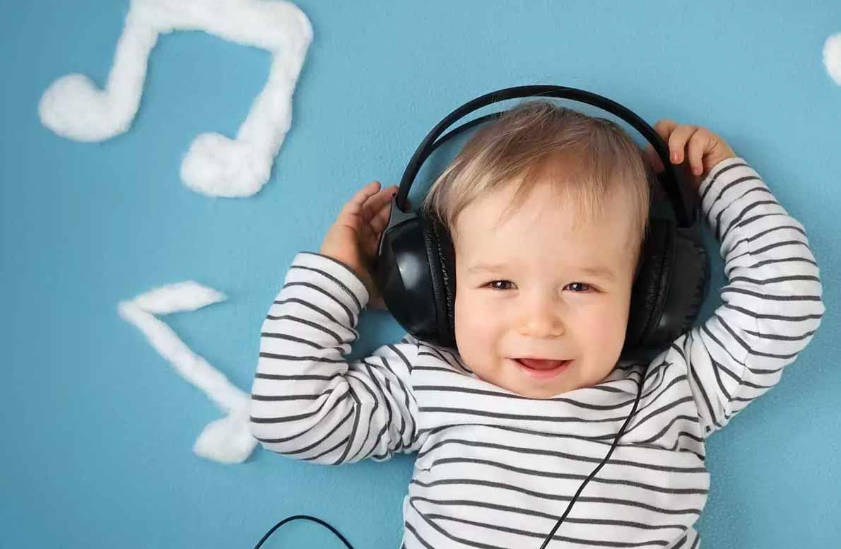 ¿Cómo contribuye el efecto Mozart a dormir al bebé?
