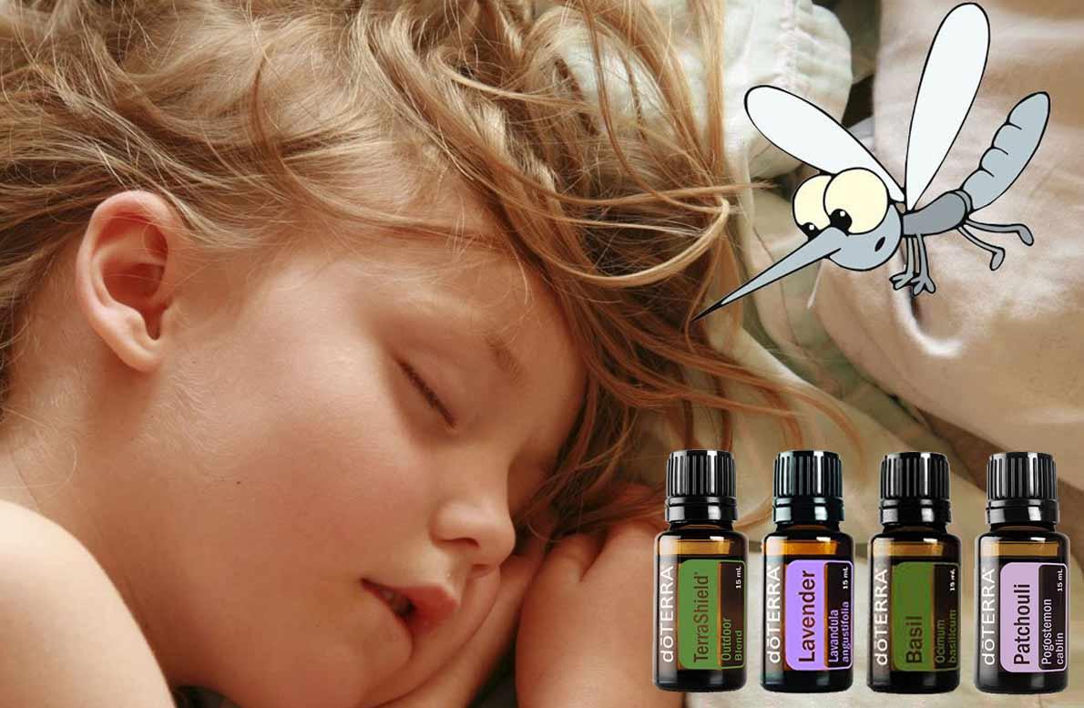Protege de picaduras de insectos a niños y bebés con dōTERRA®